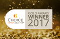 Choice Hotels - Gold Award Winner 2017